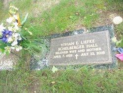 Vivian E. <I>Prechel</I> Hall
