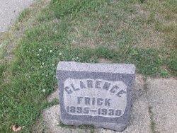 Clarence A Frick 1894 1930
