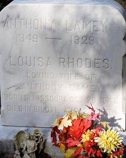 Anthony Lamey