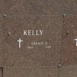 Gerald R Kelly