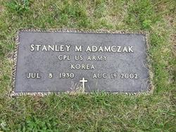 Stanley M. Adamczak