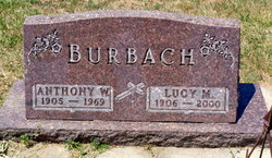 Lucy M Burbach