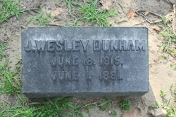 J. Wesley Dunham