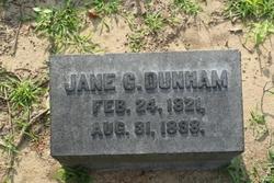 Jane C. Dunham