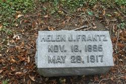 Helen J Frantz