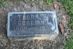 Flora Barbara <I>Karst</I> Goodman