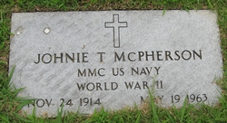 Johnie Timothy McPherson, Jr