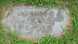 Catherine V. McPherson