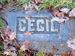 W Cecil Early
