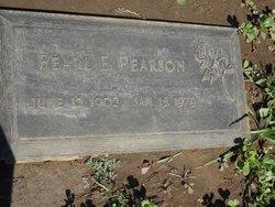 Pearl E. <I>Rico</I> Pearson