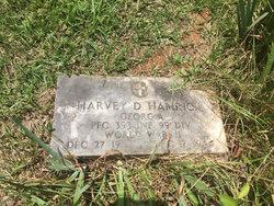 PFC Harvey D Hamrick