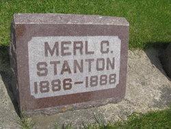 Merl C Stanton