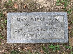 Max Wieselman