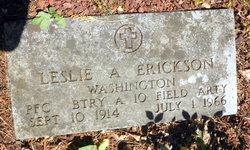 Leslie A. Erickson