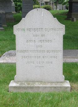 John Kensett Olyphant