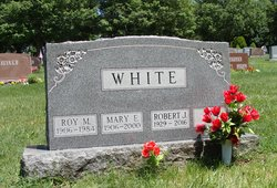 Mary E. <I>Mitchell</I> White