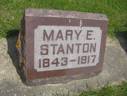 Mary Elizabeth <I>Coon</I> Stanton