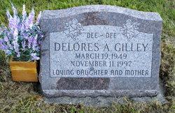 "Dolores A ""Dee-Dee"" <I>Gordon</I> Gilley"