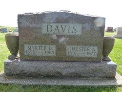 Chester Arver Davis