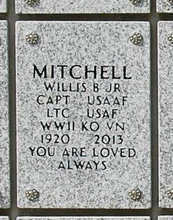 Willis Belton Mitchell, Jr