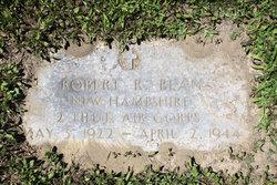 2LT Robert R Bean