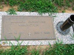 Mildred Ernestine <I>Smith</I> Arrington