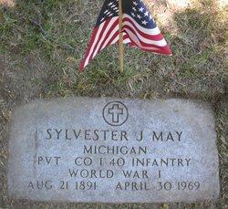 Sylvester Joseph May