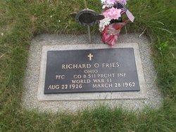 Richard Oren Fries