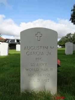 Augustin M Garcia, Jr
