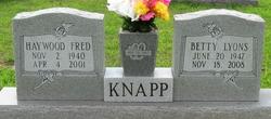 Haywood Fred Knapp