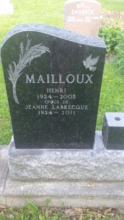 Henri Mailloux