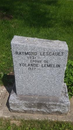 Raymond Lescault