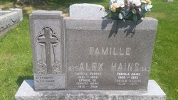 "Alexandre ""Alex"" Hains"
