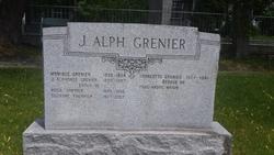 Charlotte <I>Grenier</I> Morin