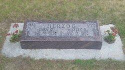 Sara <I>Gleed</I> Herzog