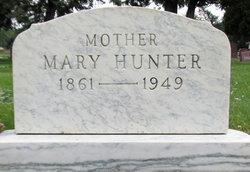 Mary <I>Brennan</I> Hunter