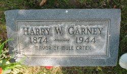 Harry W. Garney
