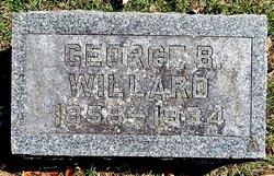 George B Willard