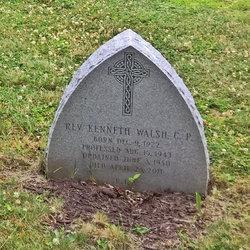 Rev Fr Kenneth Walsh