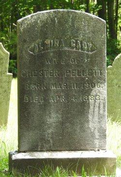 Almira <I>Cady</I> Pellett