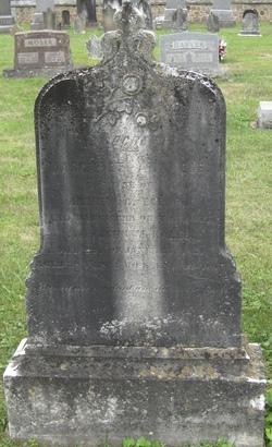 Margaret Ann <I>McKaleb</I> Ege