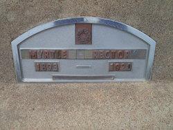 Myrtle Rector