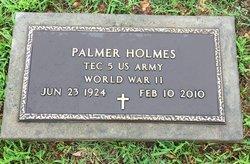 Palmer Holmes