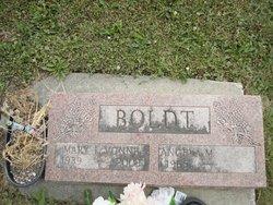 Mary LaVonne <I>Hagedorn</I> Boldt