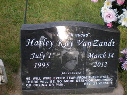 Harley Kay VanZandt