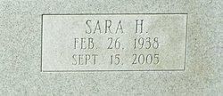 Sara Ann <I>Haisten</I> Wheeler