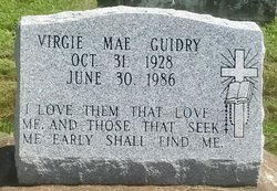Virgie Mae Guidry