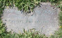 Gladys Eloise <I>App</I> Moyer