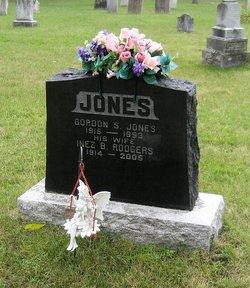 Inez B. <I>Rodgers</I> Jones