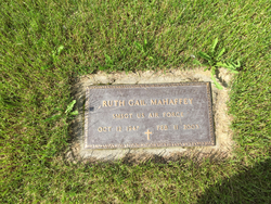 SMSGT Ruth Gail <I>Smith</I> Mahaffey